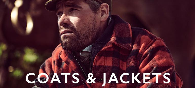 Filson Coats & Jackets
