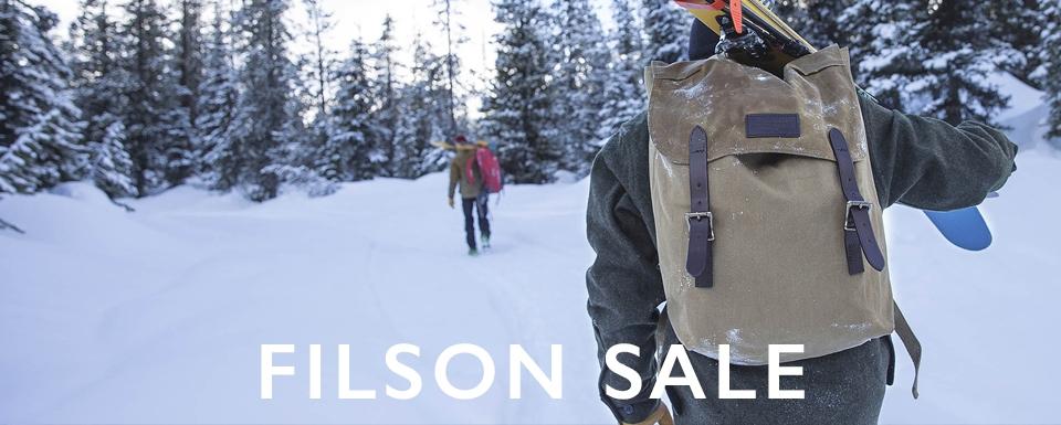 Filson Sale