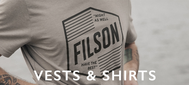 Filson Shirts & Sweaters