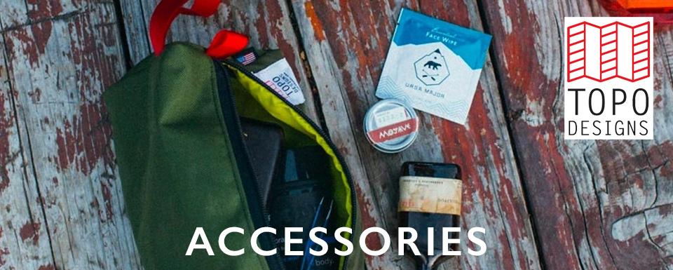 Topo Designs Accessories