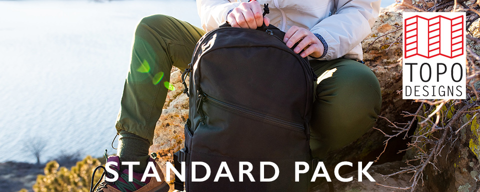 Topo Designs Standard Pack