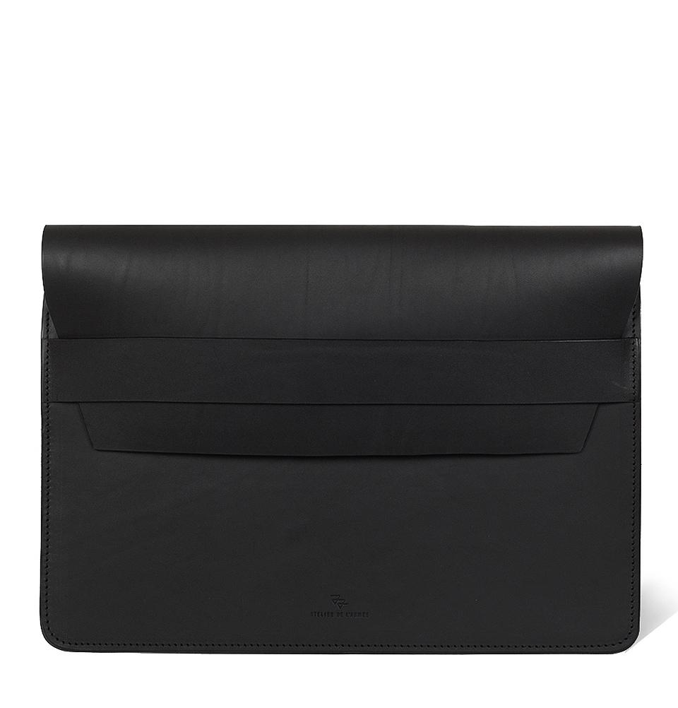 """Atelier de l'Armée 13"""" Laptop Sleeve Black"""