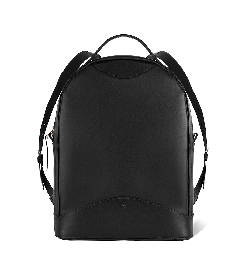 Atelier de l'Armée Voyager Pack All Leather Black
