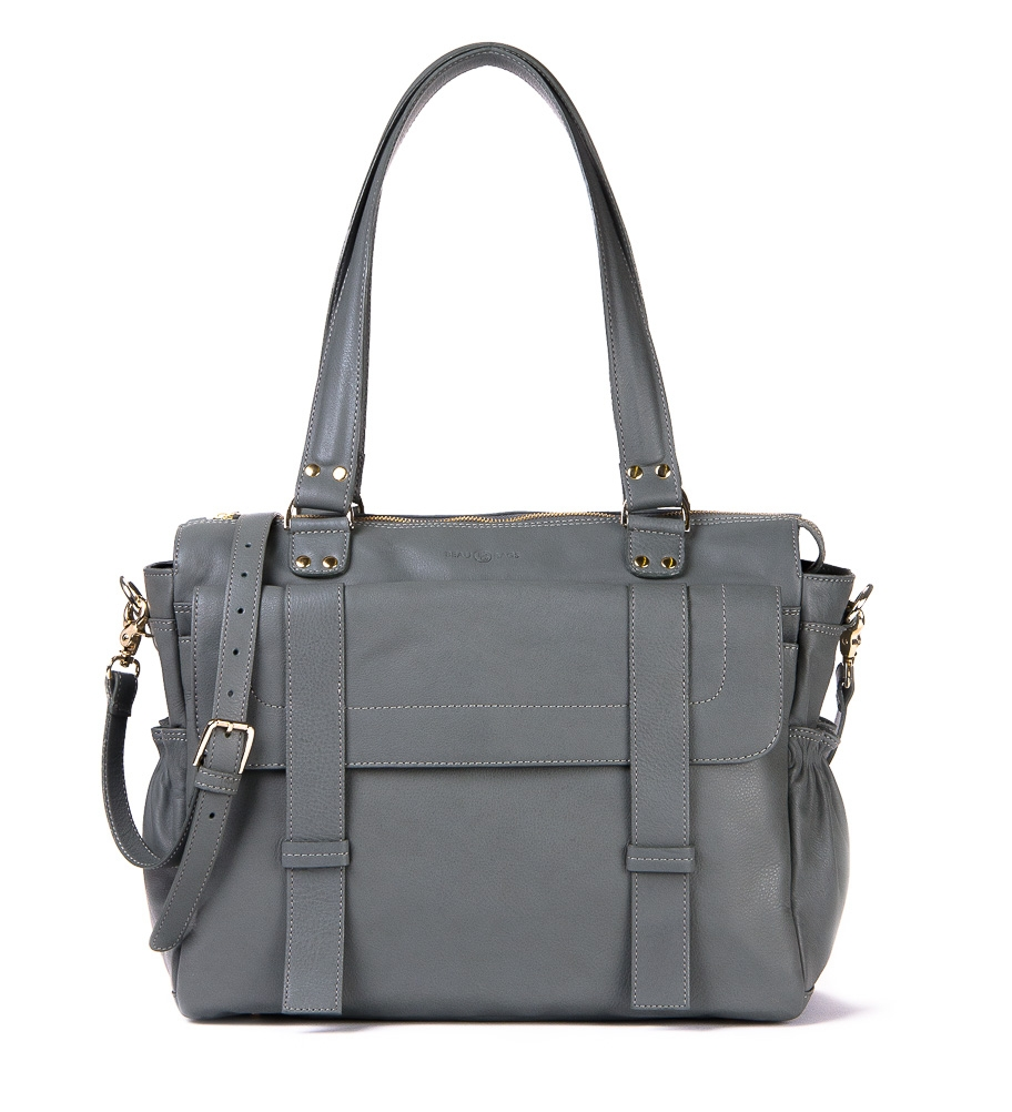 Dames Laptoptas Sarah Cool Gray