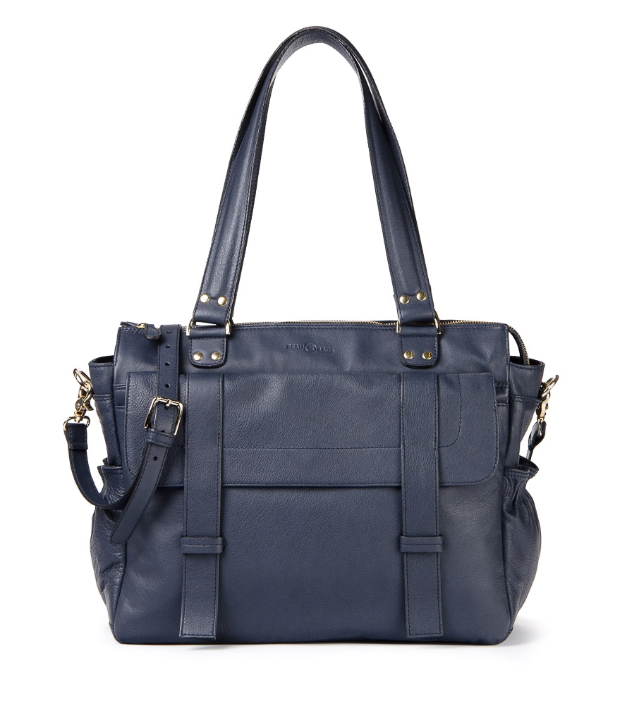 Dames Laptoptas Sarah Navy Blue