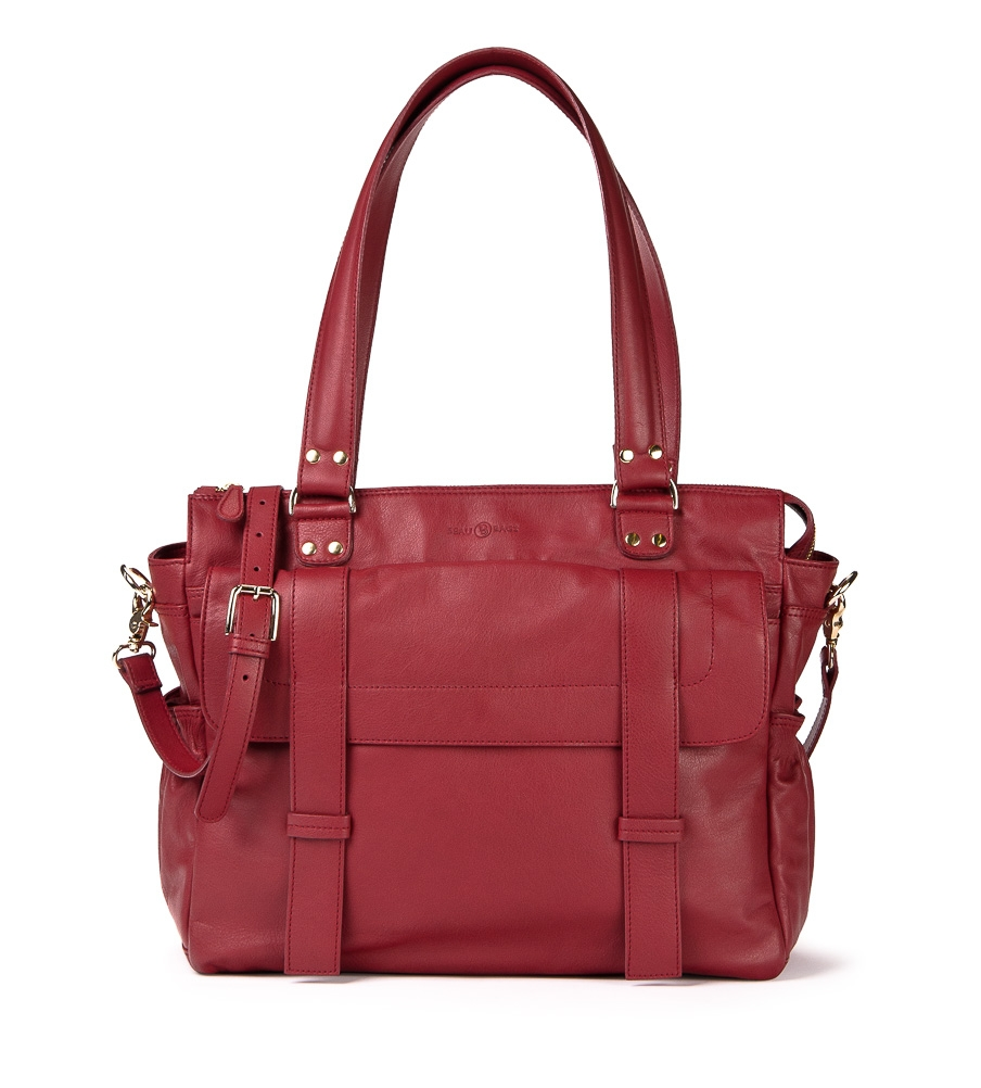 Dames Laptoptas Sarah Samba Red