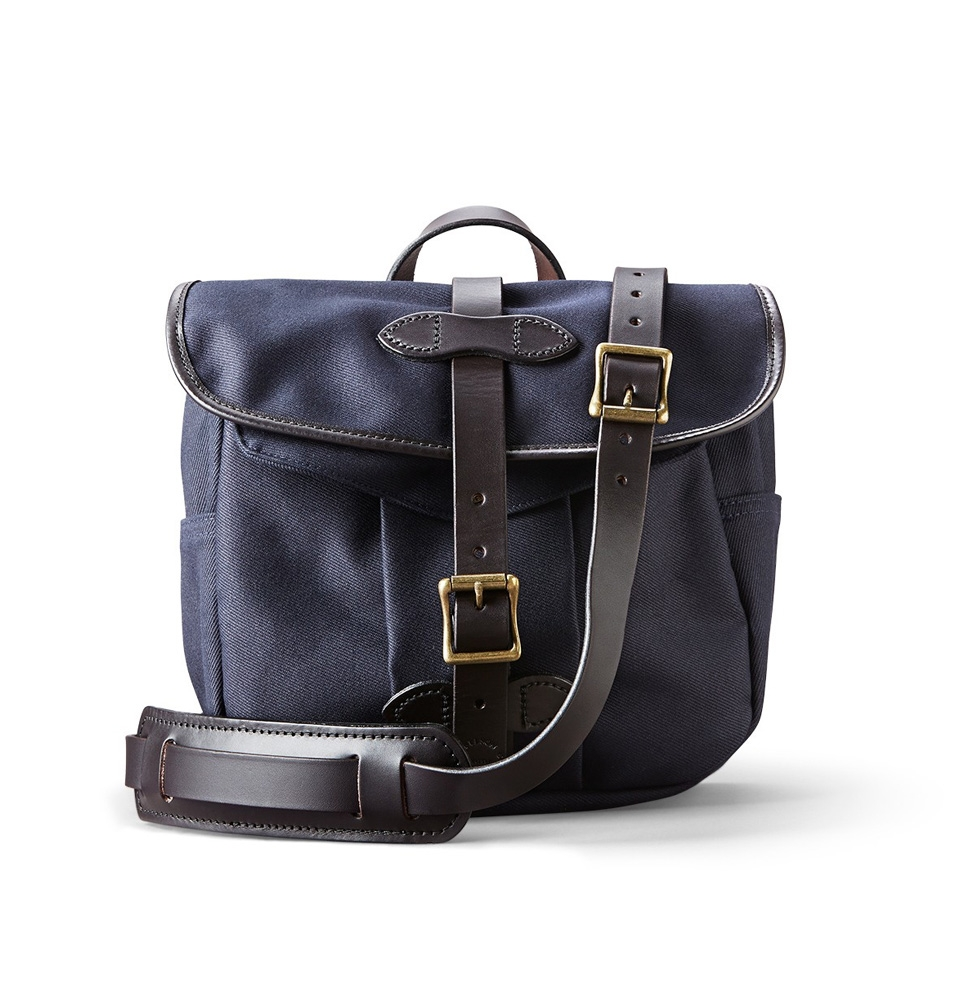 Filson Rugged Twill Field Bag Small 11070230-Navy