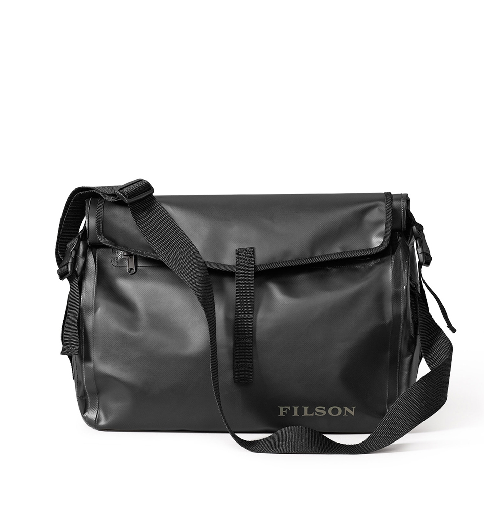 Filson Dry Messenger 11070157-Black