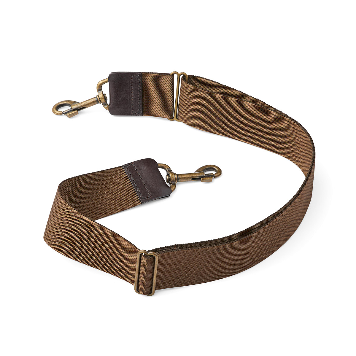 Filson Dryden Webbing Shoulder Strap 20166779-Brown