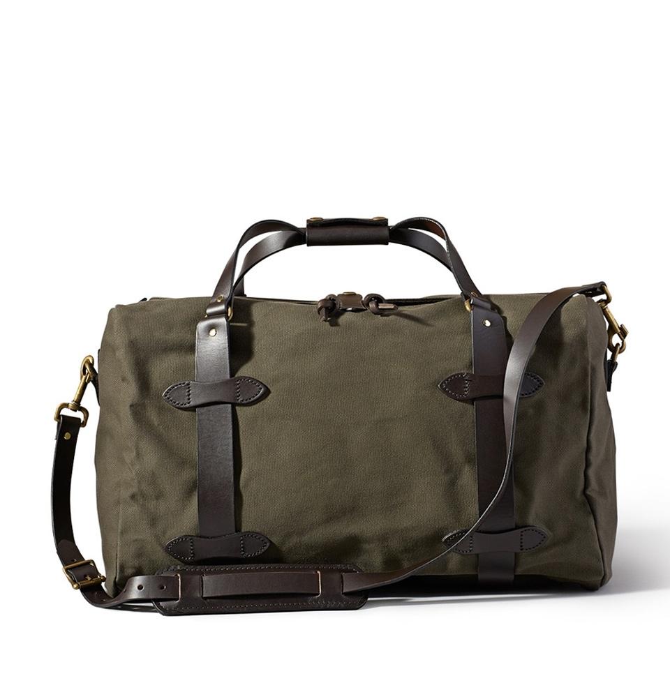 Filson Rugged Twill Duffle Bag Medium 11070325-Otter Green