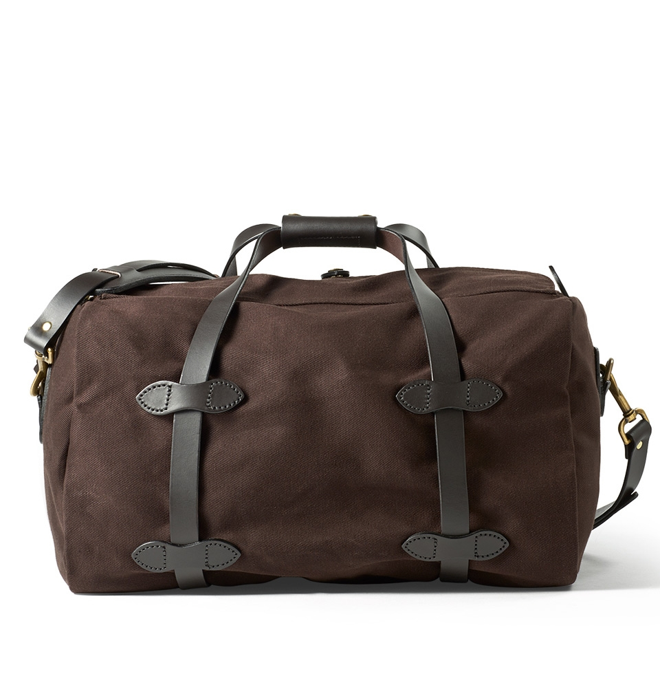 Filson Duffle Bag Small 11070220 Brown Achterkant Back