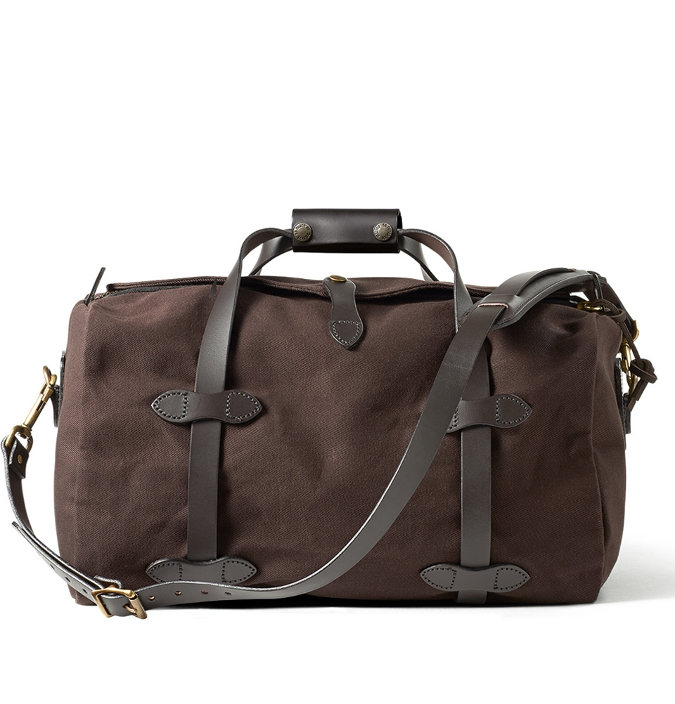 Filson Rugged Twill Duffle Bag Small 11070220-Brown