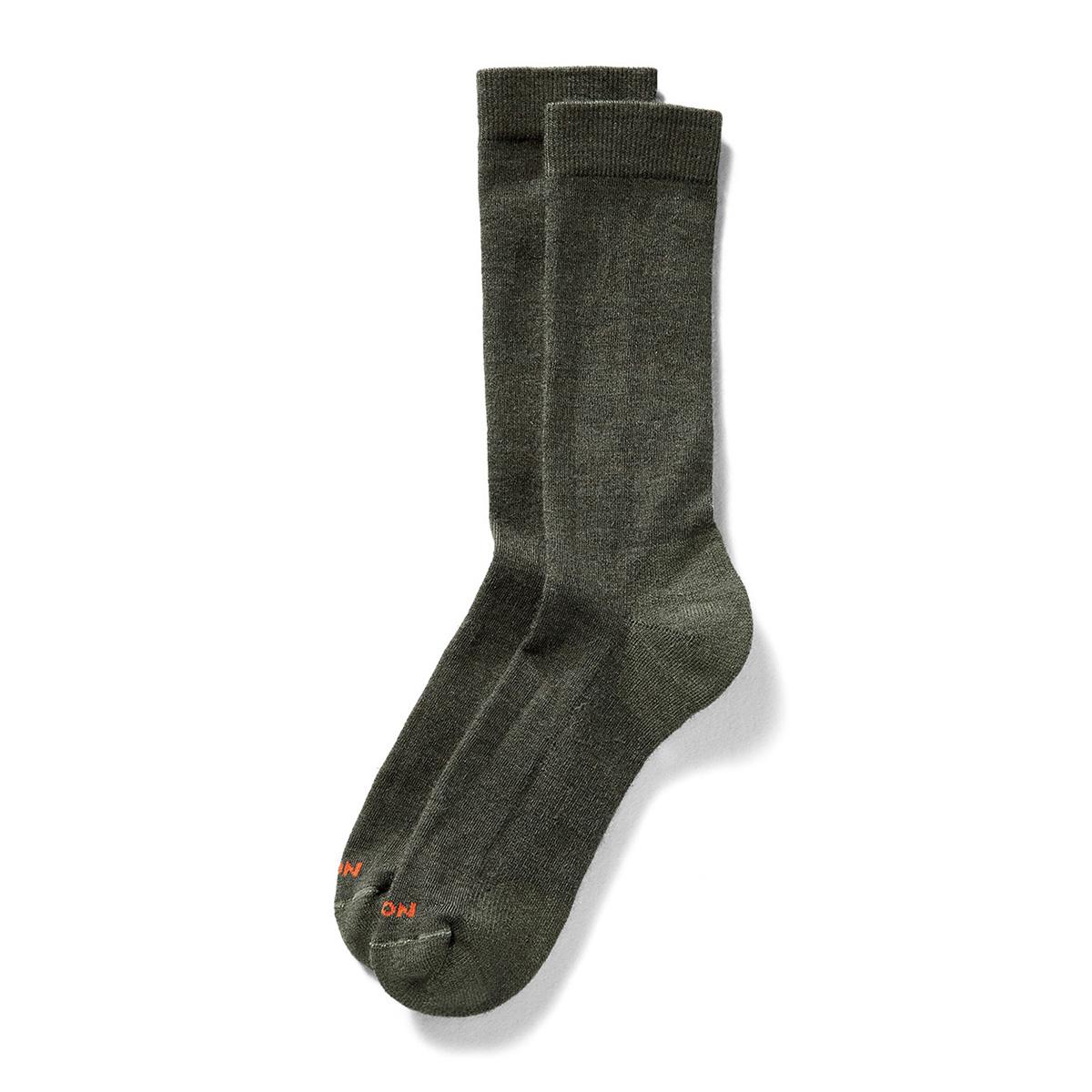 Filson Everyday Crew Sock Green