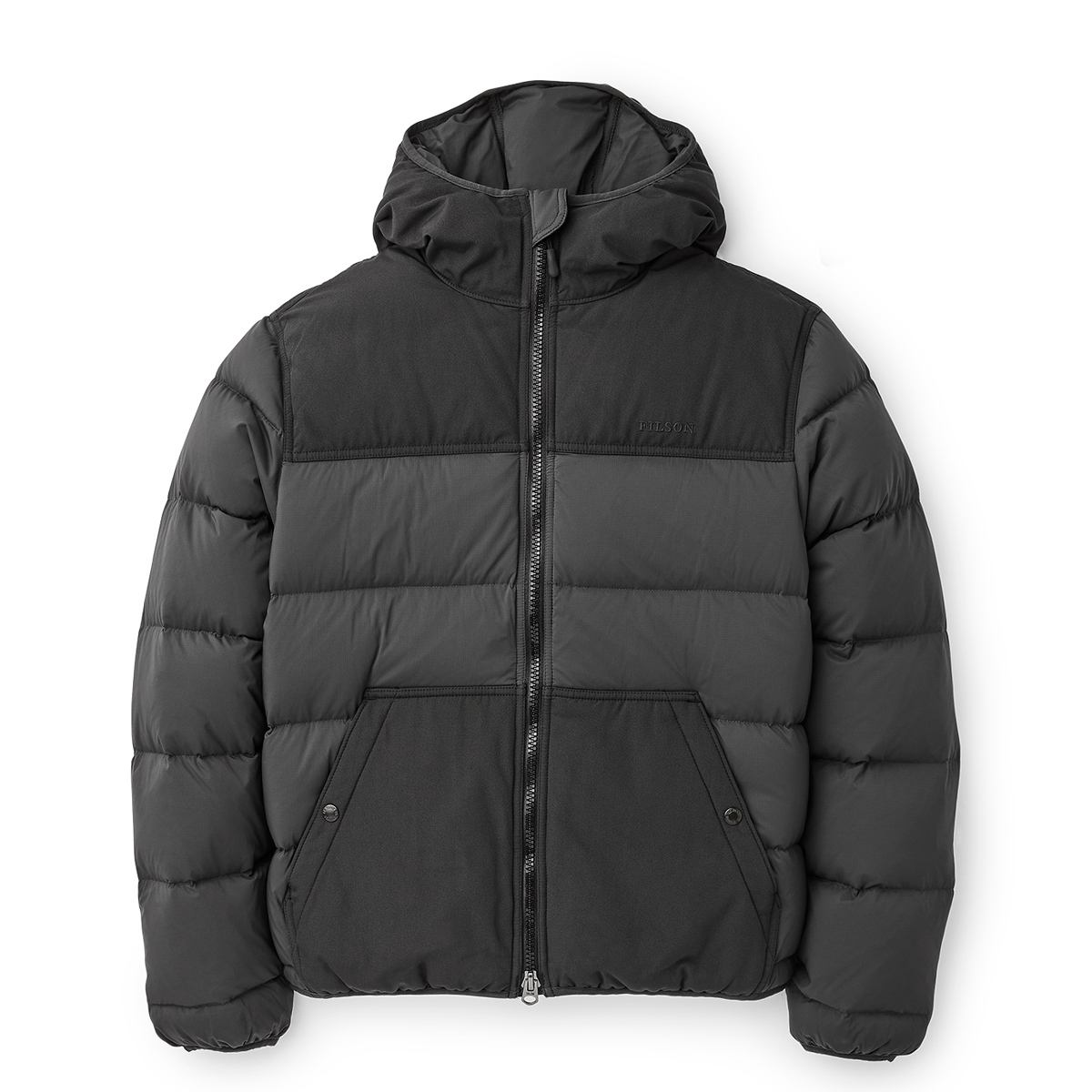Filson Featherweight Down Jacket Faded Black