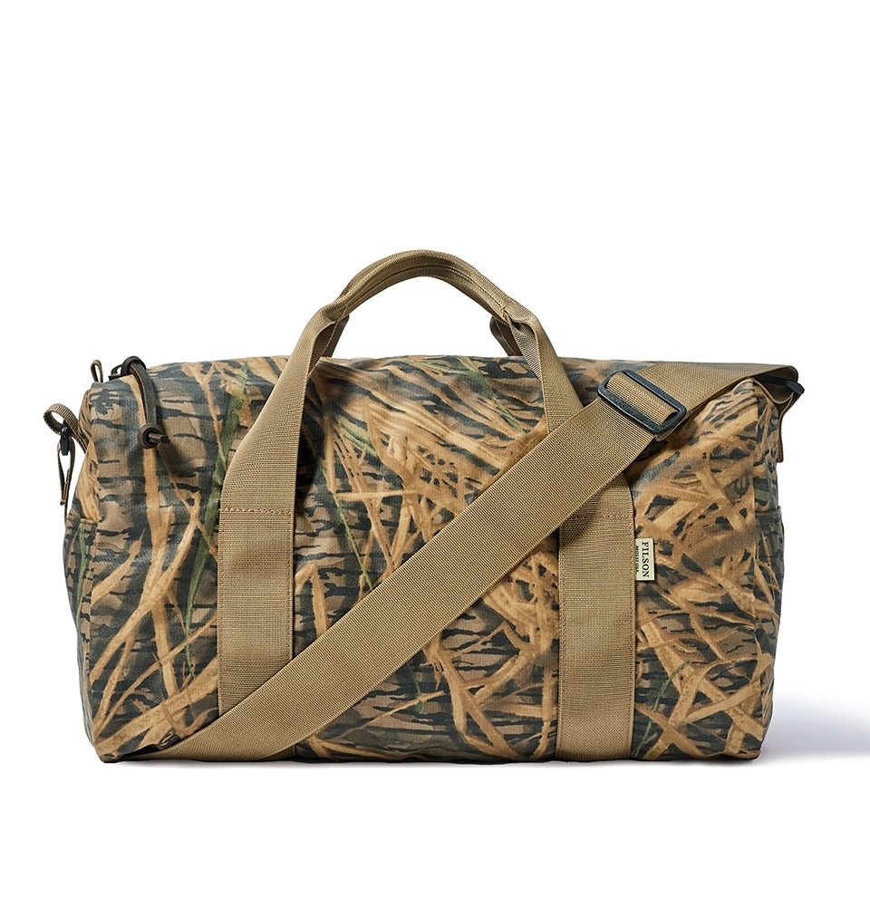 Filson Tin Cloth Field Duffle Bag Small 20078582-X MOSSY OAK® CAMO