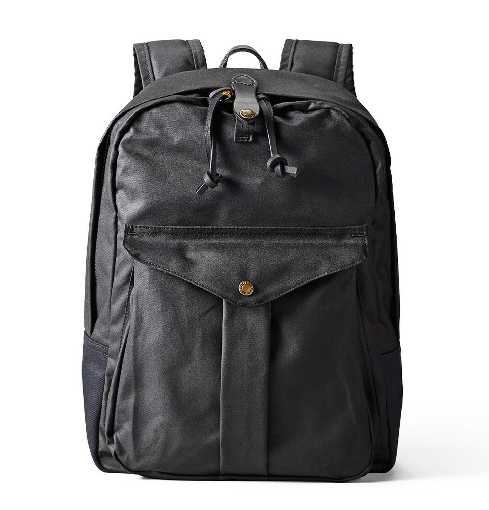 Filson Journeyman Backpack 11070307-Black