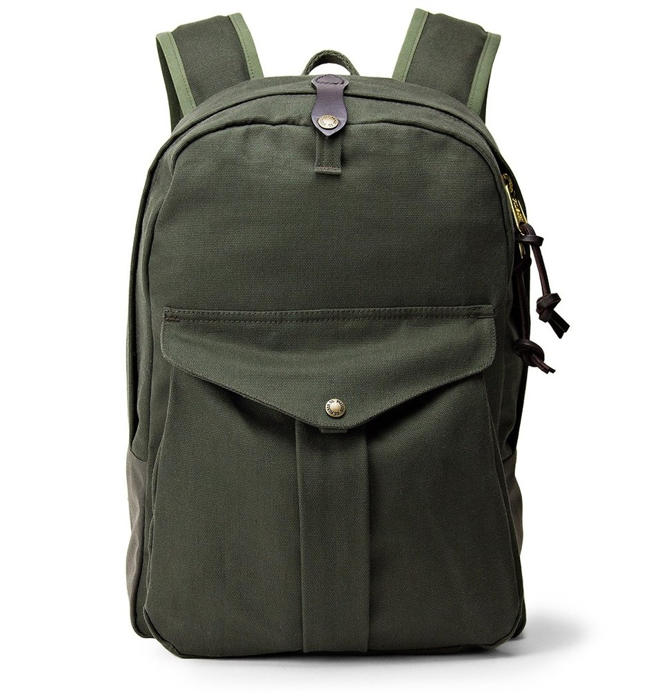 Filson Journeyman Backpack Lightweight 11070356-Otter Green