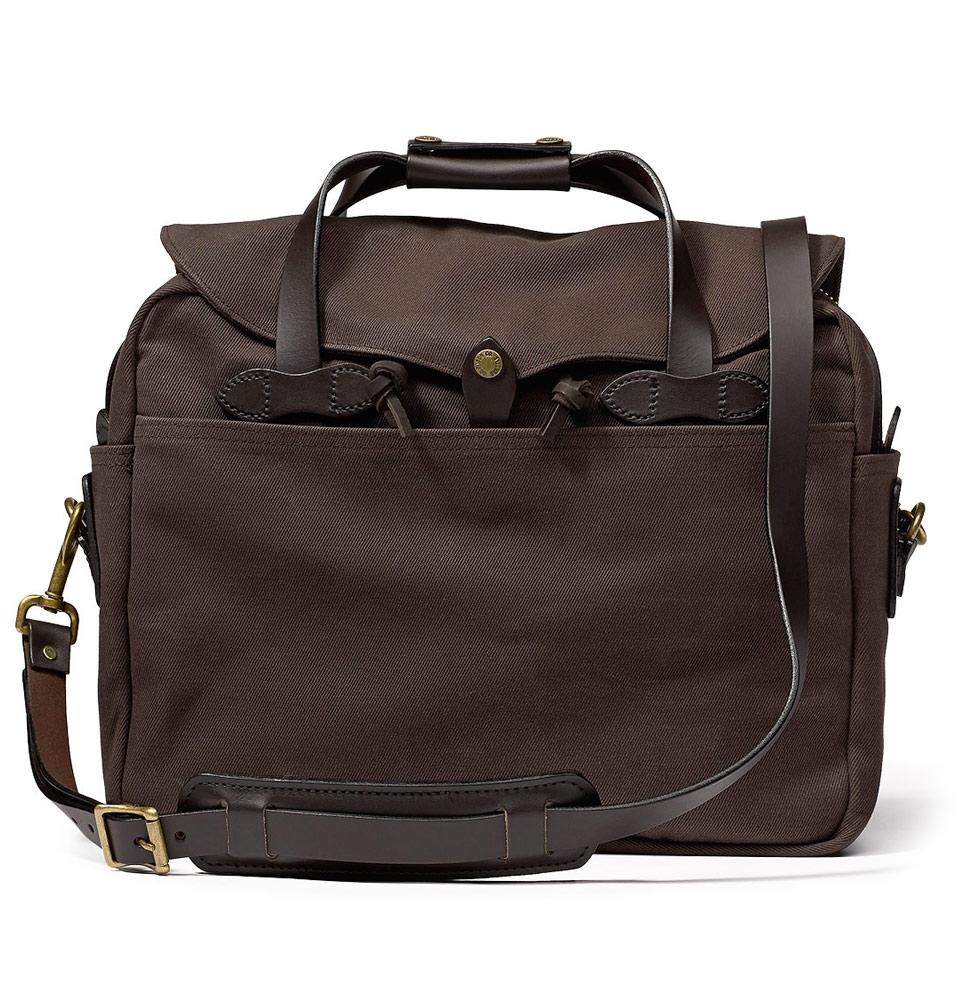 Filson Briefcase Computer Bag 11070257-Brown