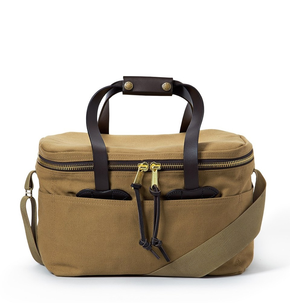 Filson Rugged Twill Soft-Sided Cooler Large 11070319-Tan