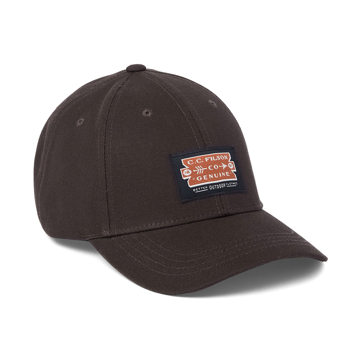 Filson Logger Cap 20189198-Brown