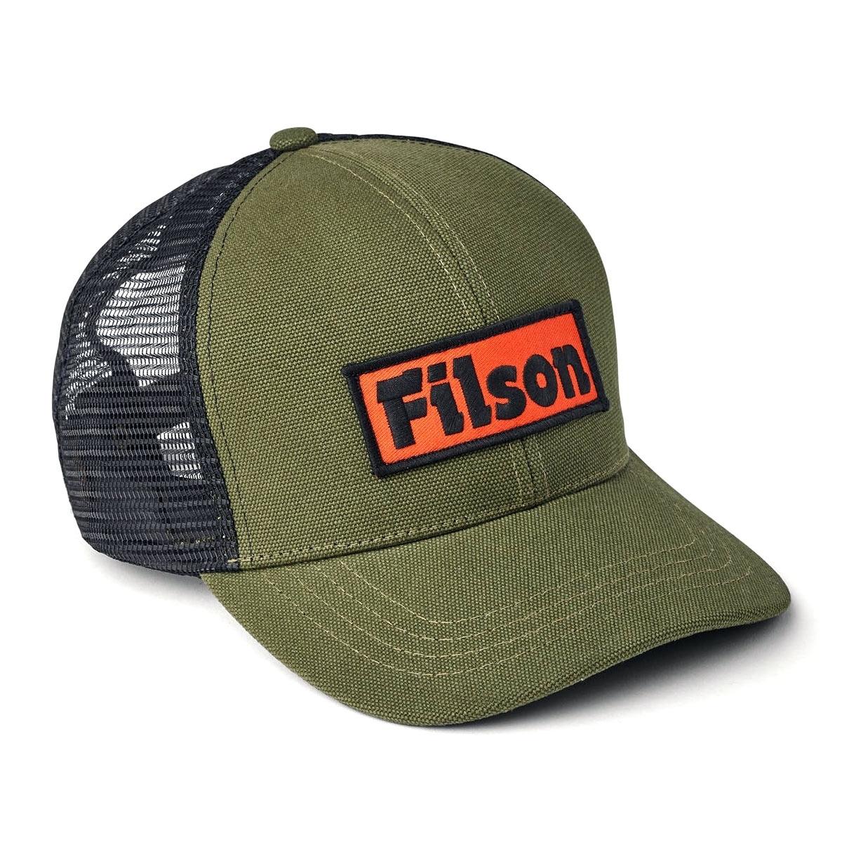 Filson Mesh Logger Cap 20157137-Olive