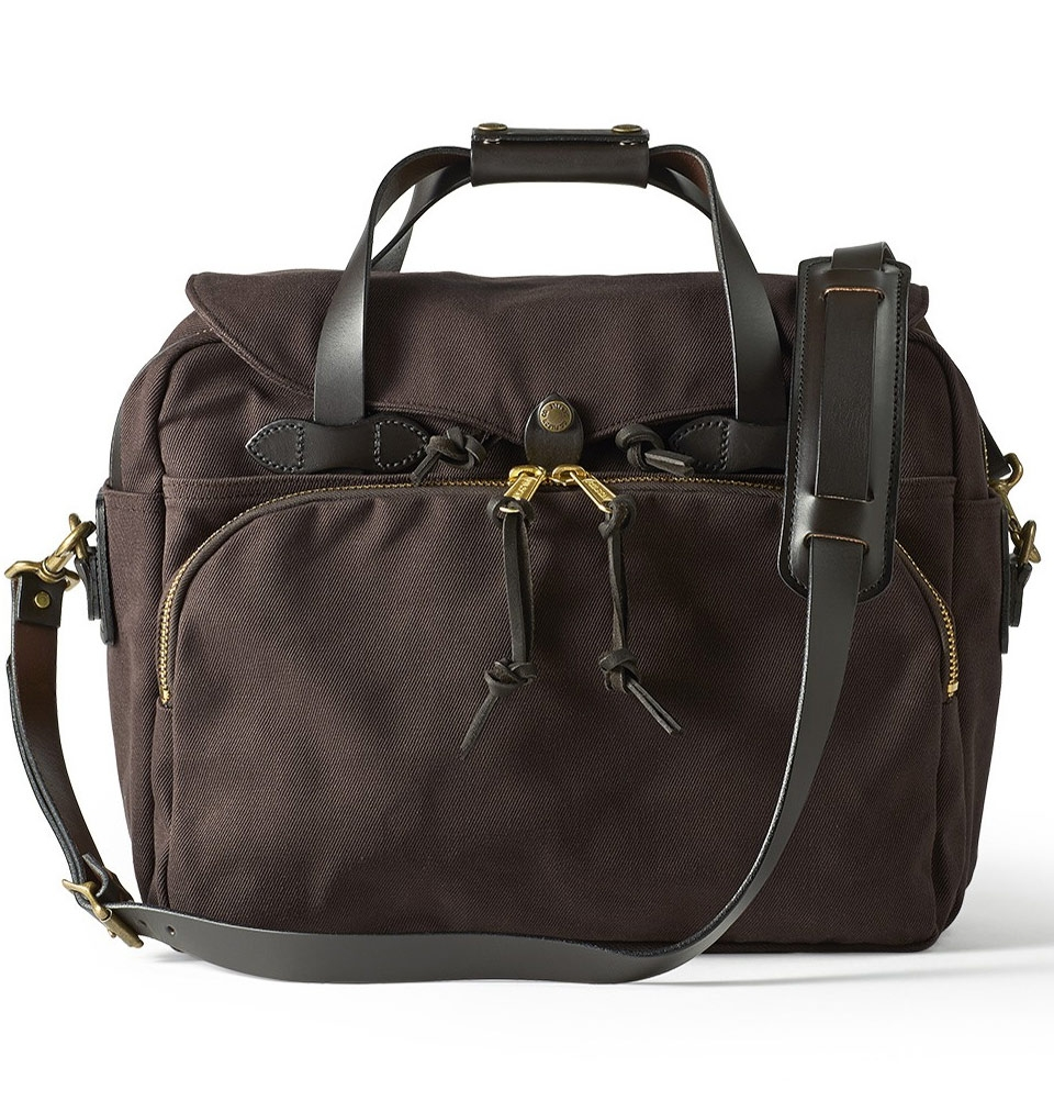 Filson Padded Computer Bag 11070258-Brown