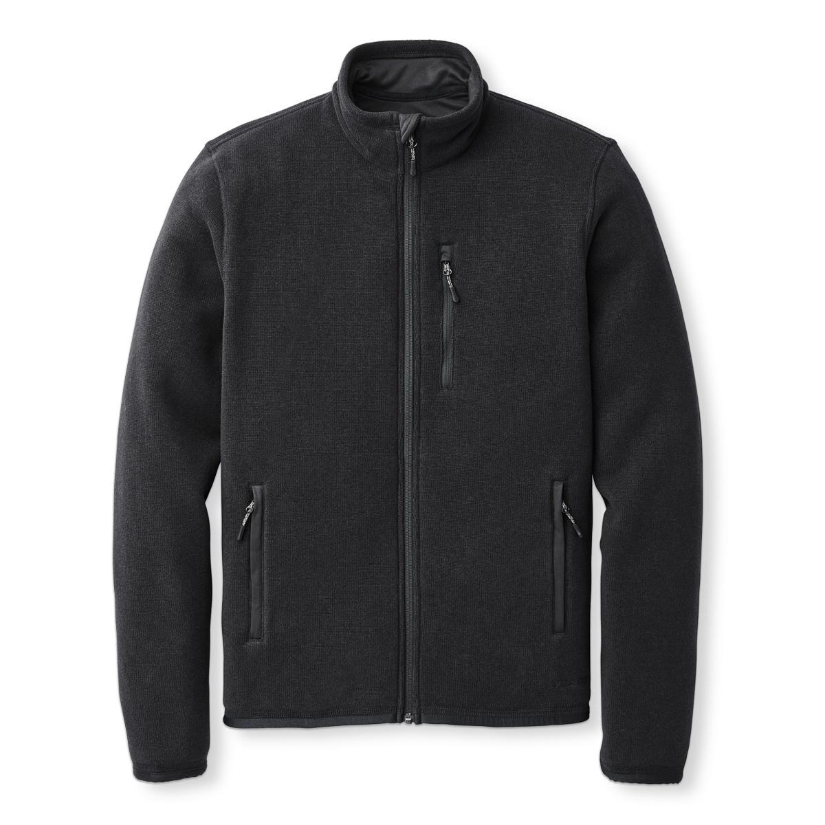 Filson Ridgeway Fleece Jacket Black