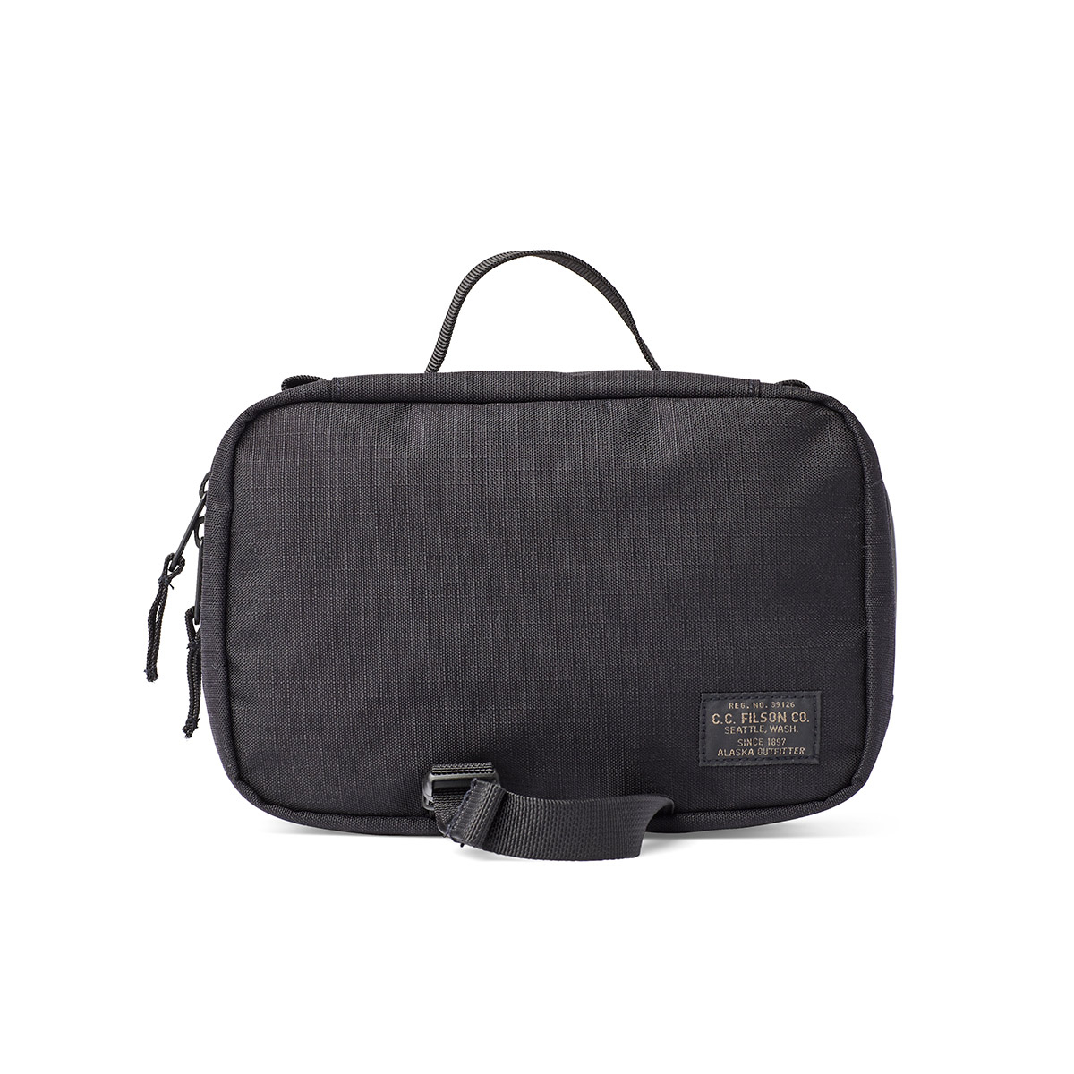 Filson Ripstop Nylon Travel Pack 20115936-Black