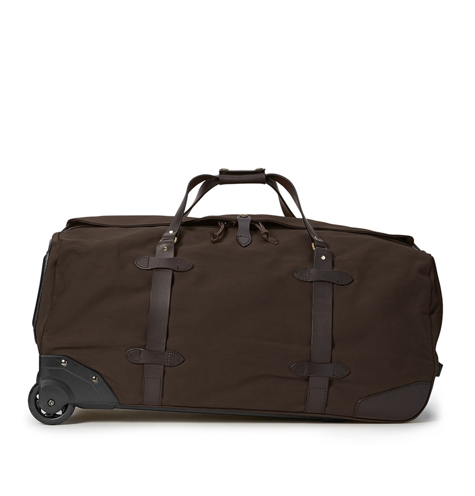 Filson Rugged Twill Rolling Duffle Bag Large 11070375-Brown