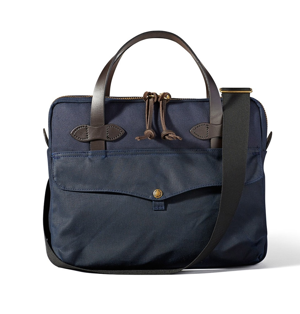 Filson Tablet Briefcase 11070324-Navy