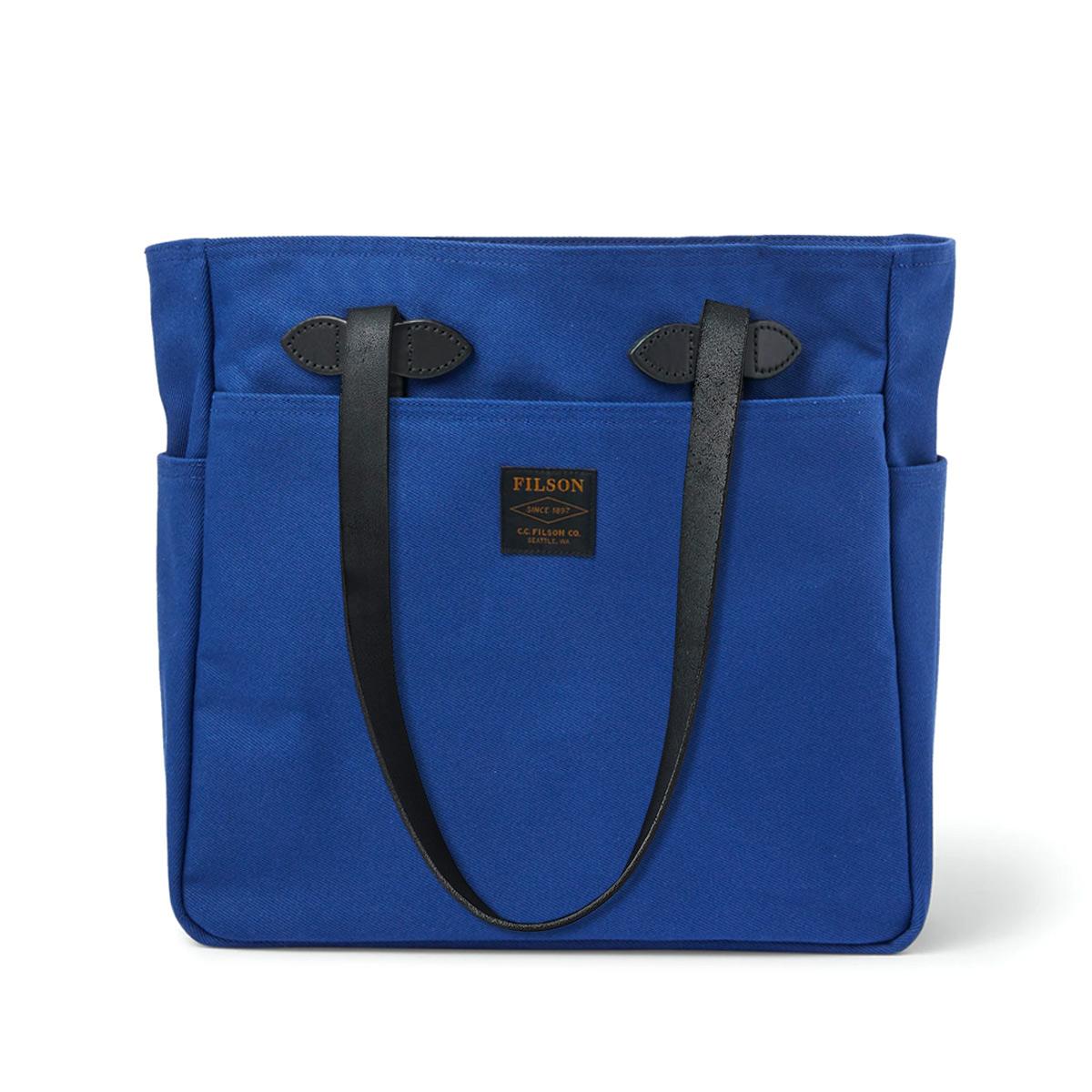 Filson Rugged Twill Tote Bag 20189186-Flag Blue