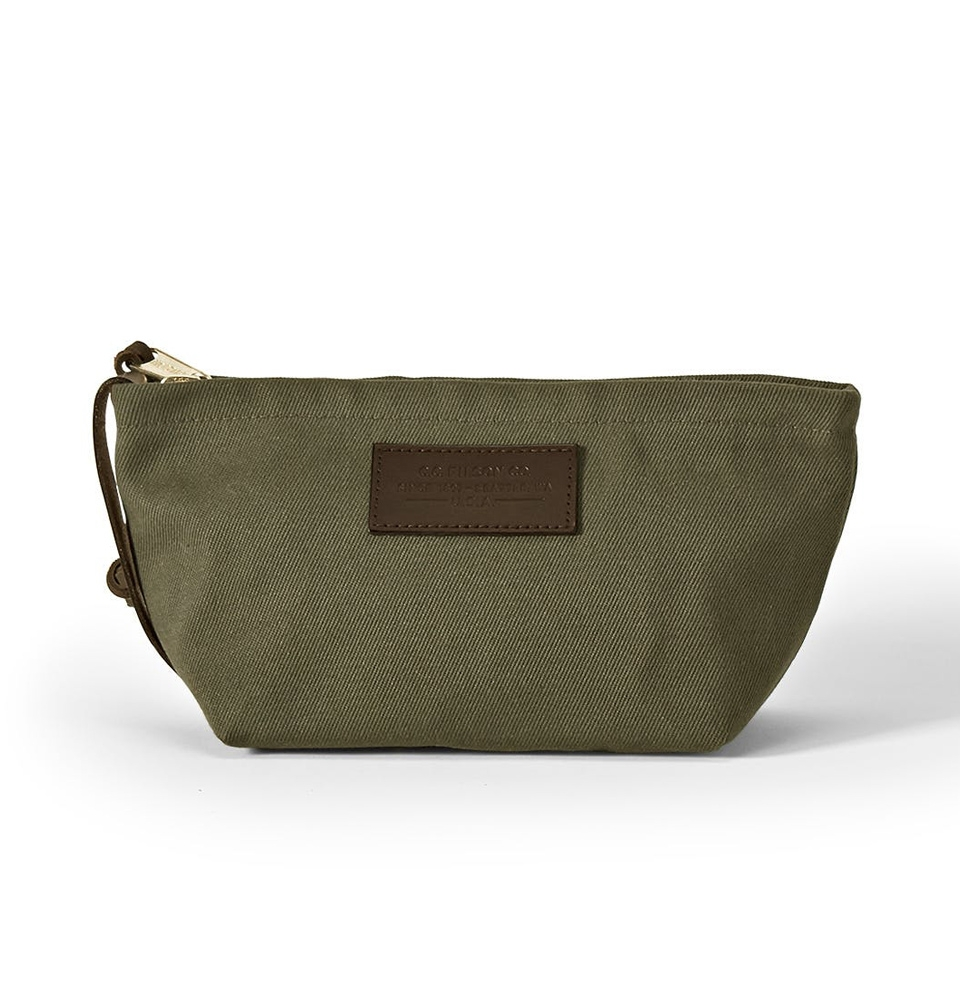 Filson Rugged Twill Travel Kit Small 11070425-Otter Green