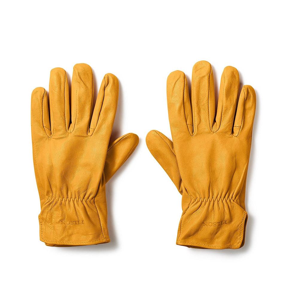 Filson Original Goatskin Gloves 11062021-Tan