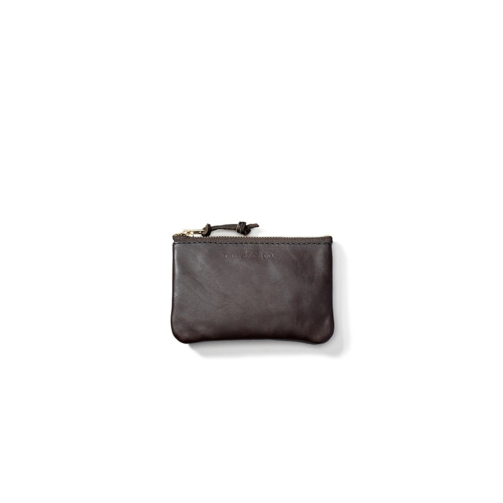 Filson Leather Pouch-Small 11063219-Brown