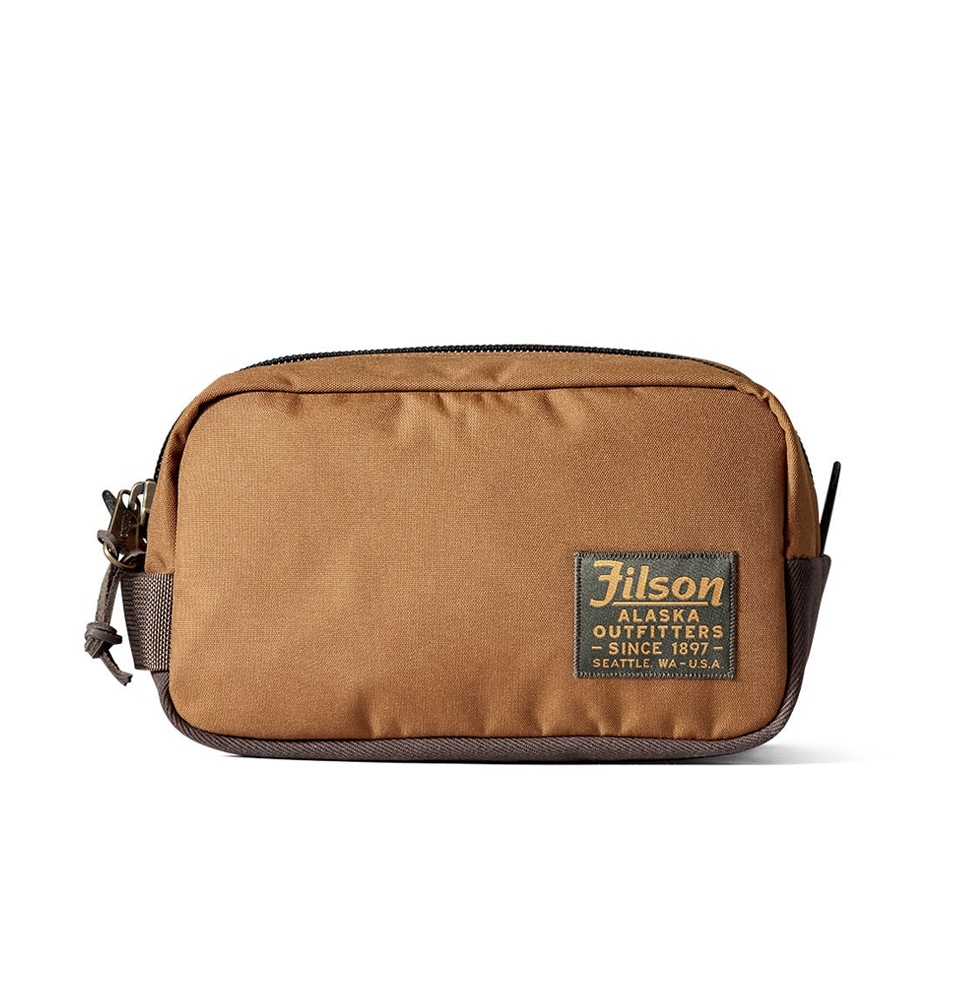 Filson Travel Pack 20019936-Whiskey