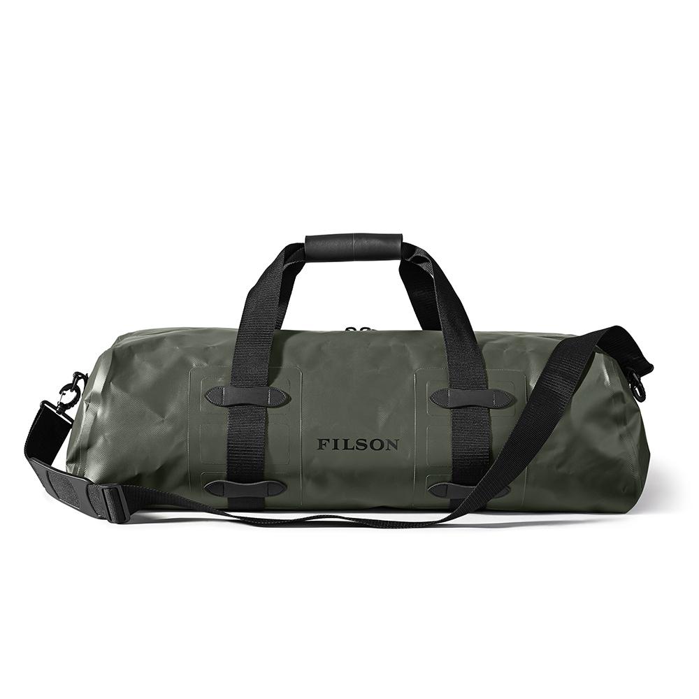 Filson Zip-Top Dry Duffle 11070348-Green
