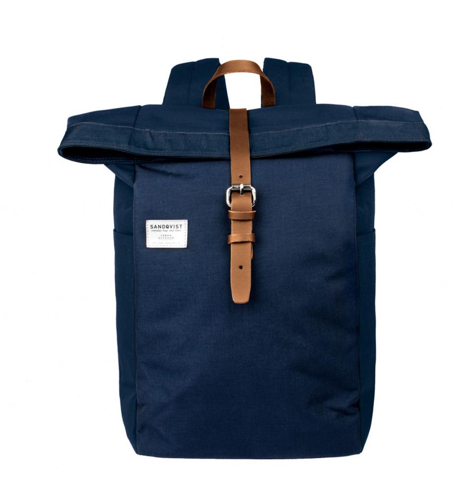 Sandqvist Silas backpack Blue