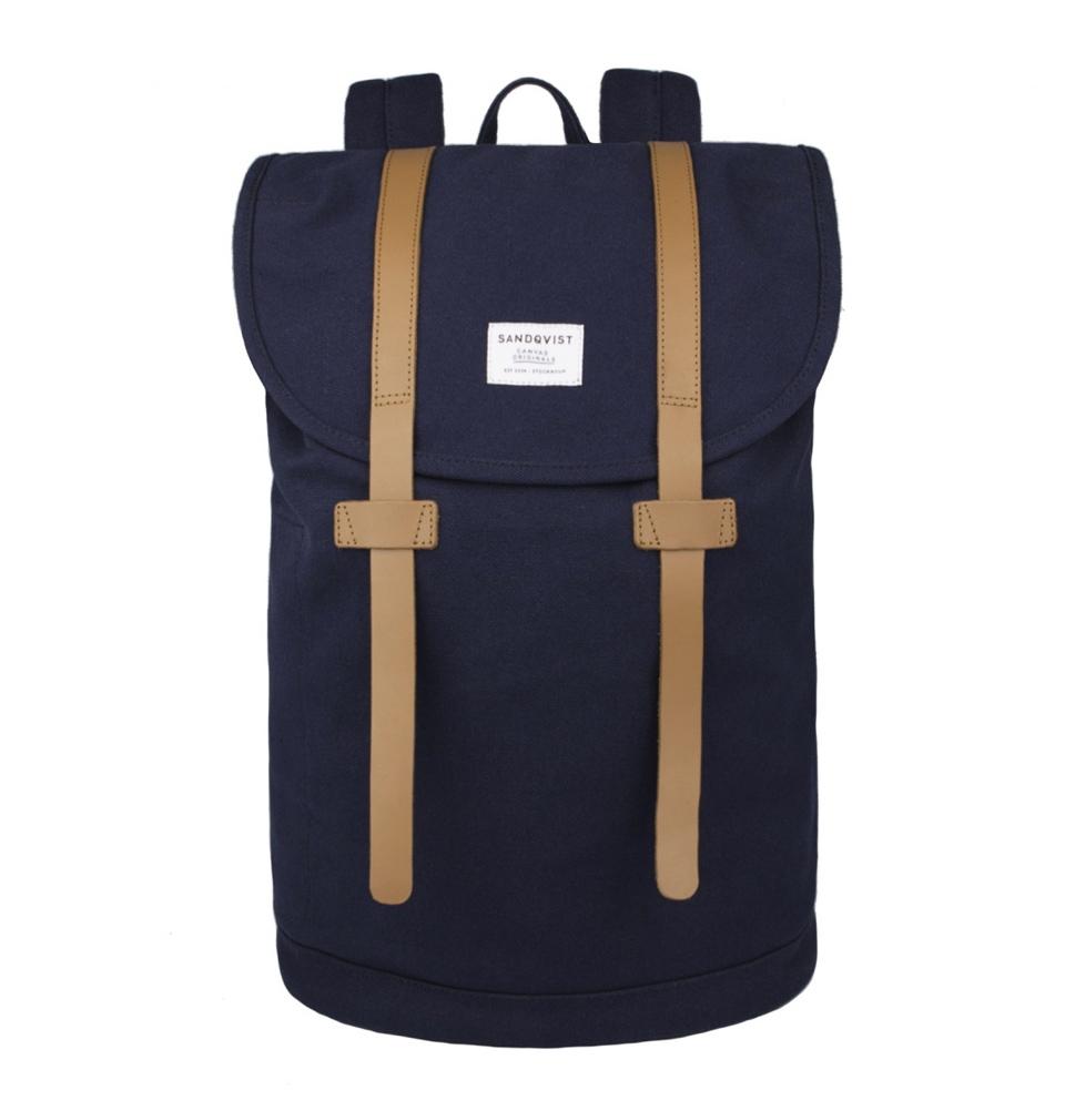 Sandqvist Stig large backpack Blue
