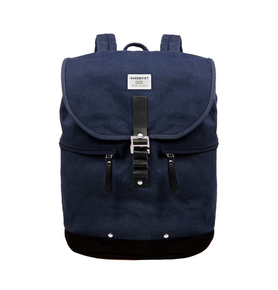 Sandqvist Gary backpack Blue