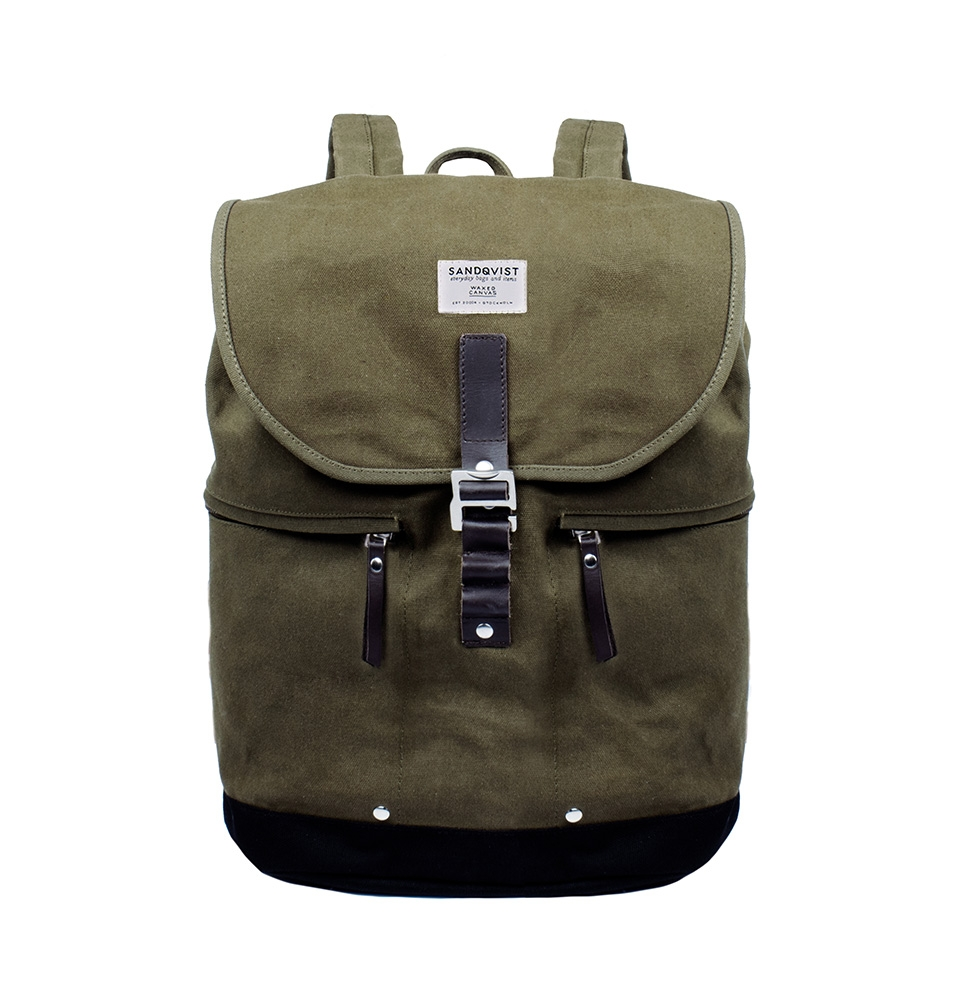 Sandqvist Gary backpack Olive