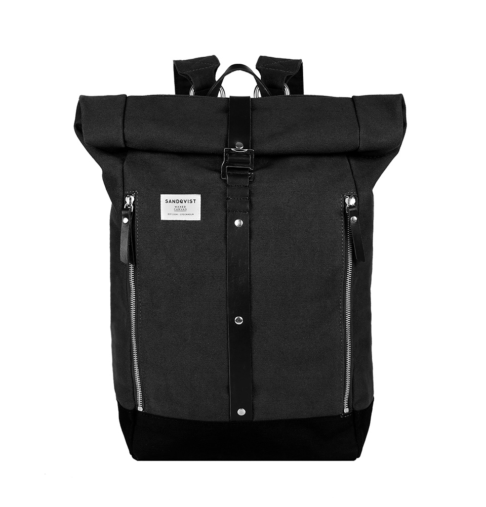 Sandqvist Rolf backpack Black