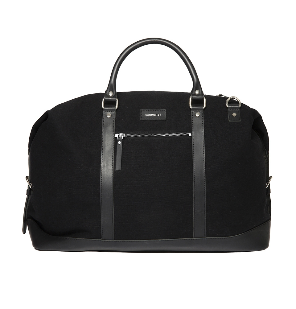 Sandqvist Jordan weekend bag Black