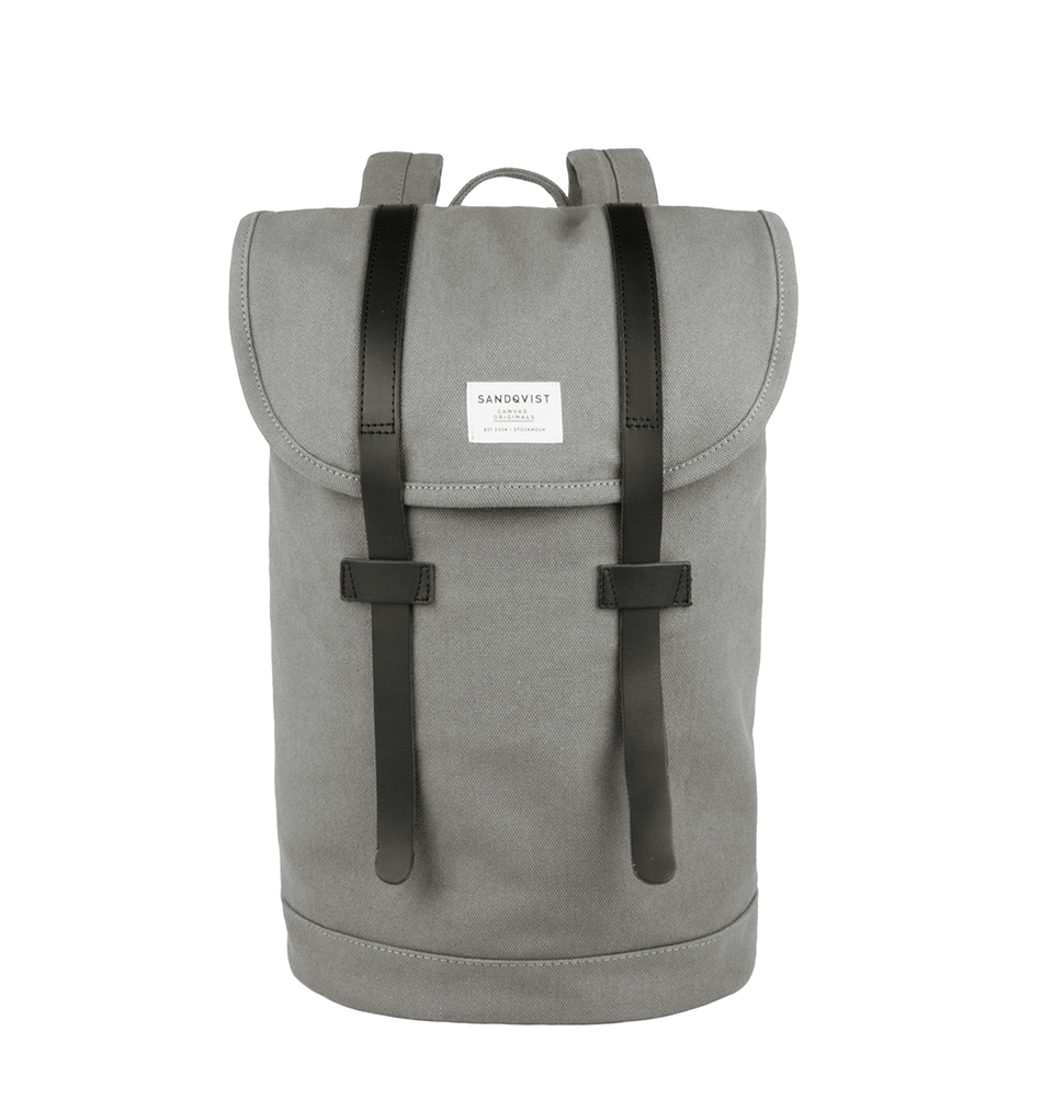 Sandqvist Stig backpack Grey
