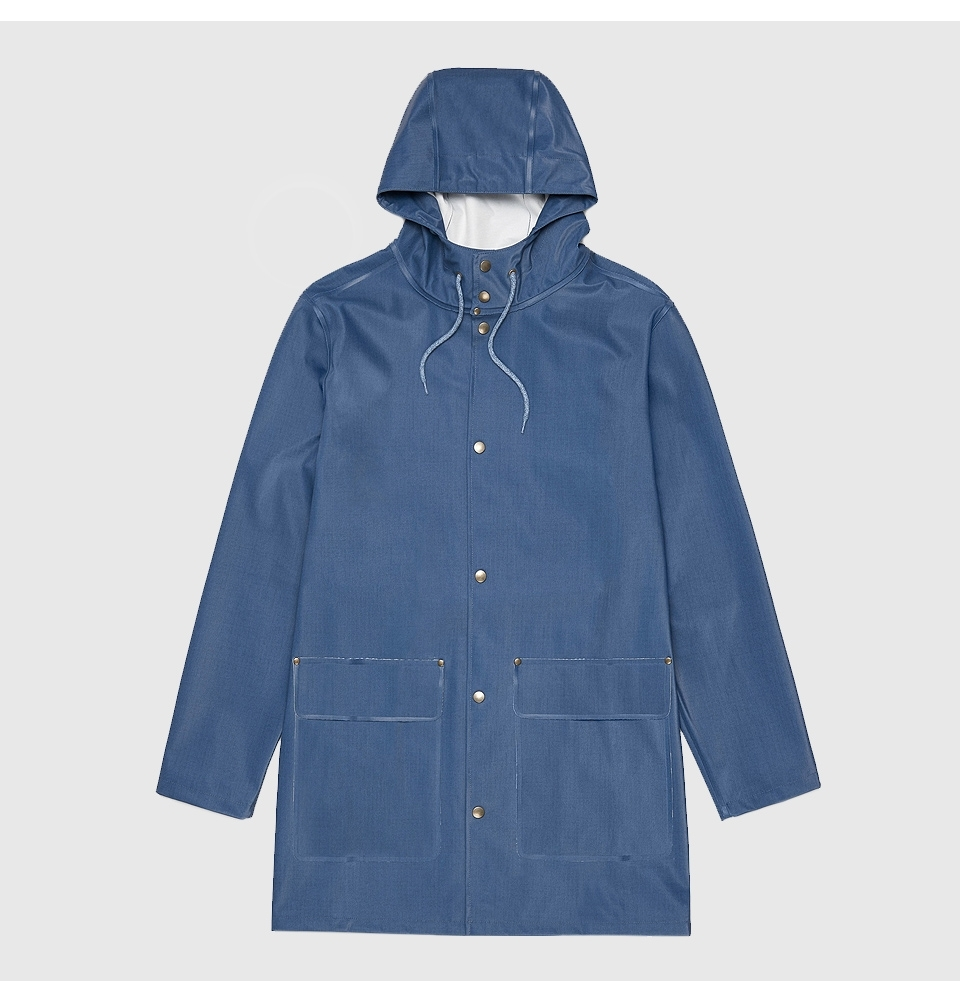 Stutterheim Stockholm DS Workwear Blue