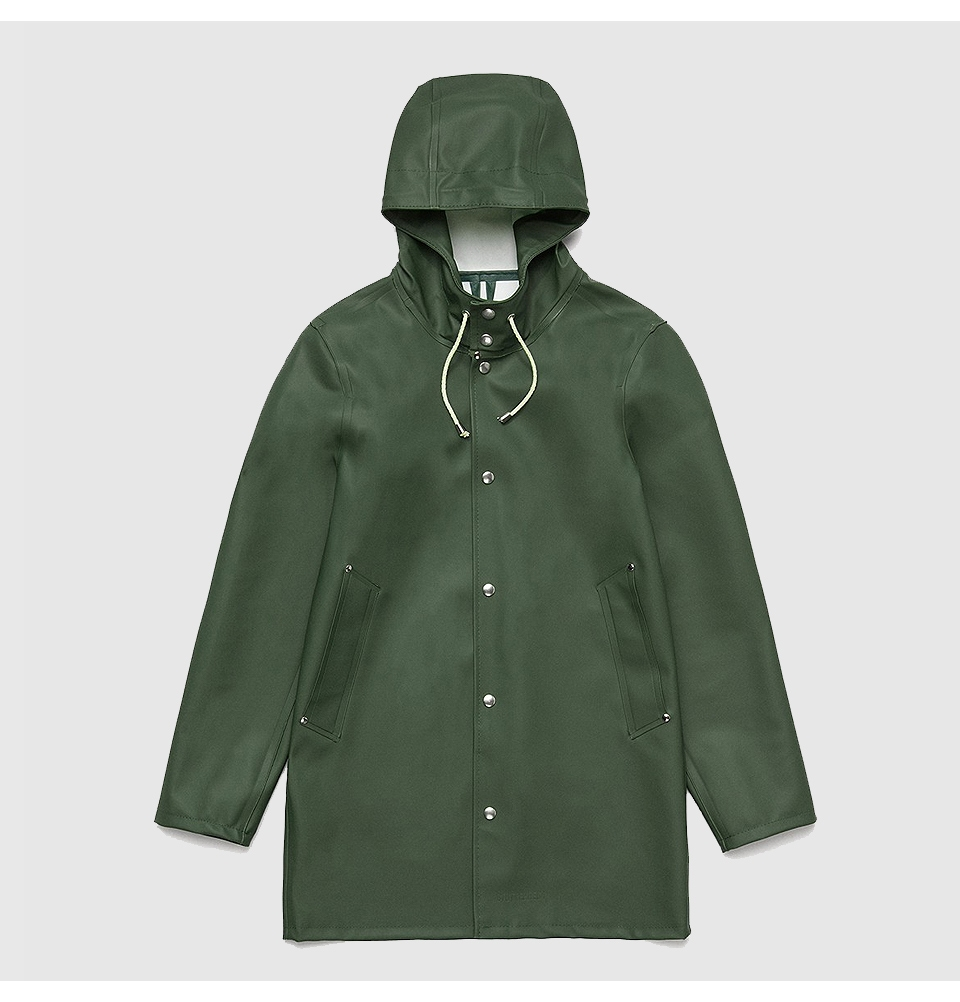 Stutterheim Stockholm Amazon Green