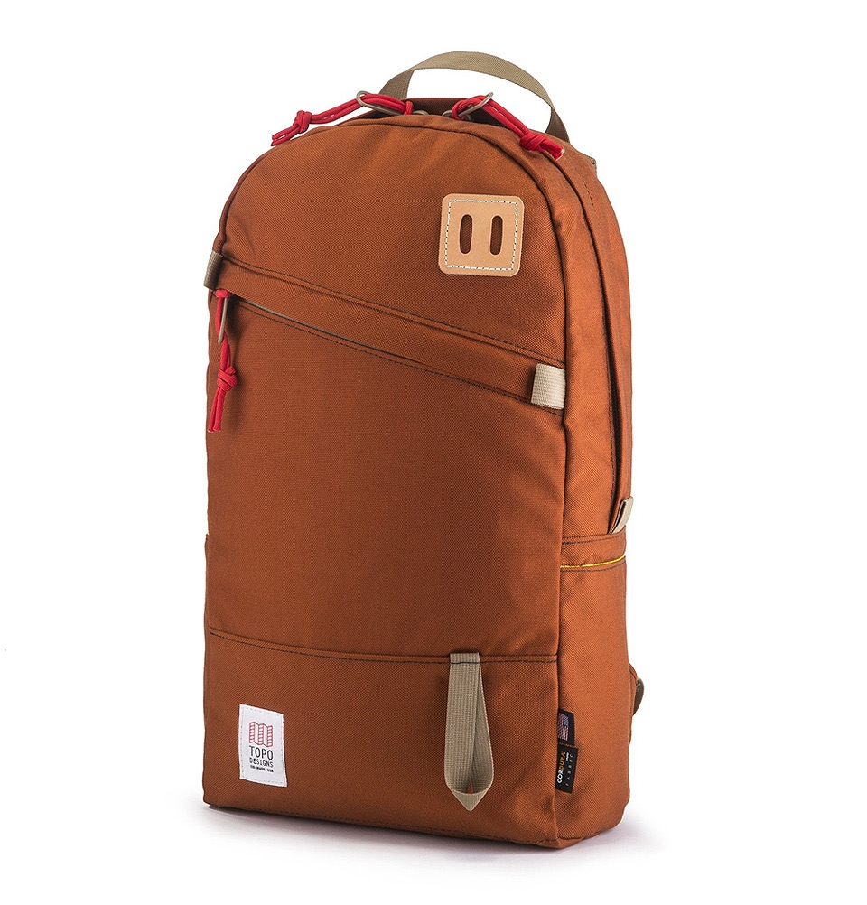 Topo Designs Daypack Clay