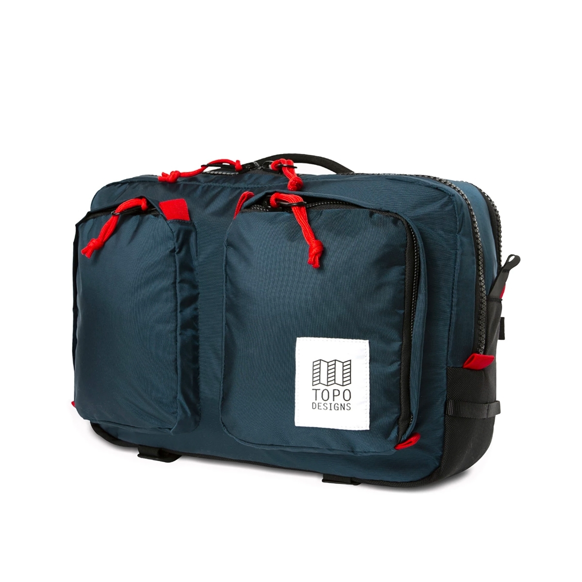 Topo Designs Global Briefcase Navy