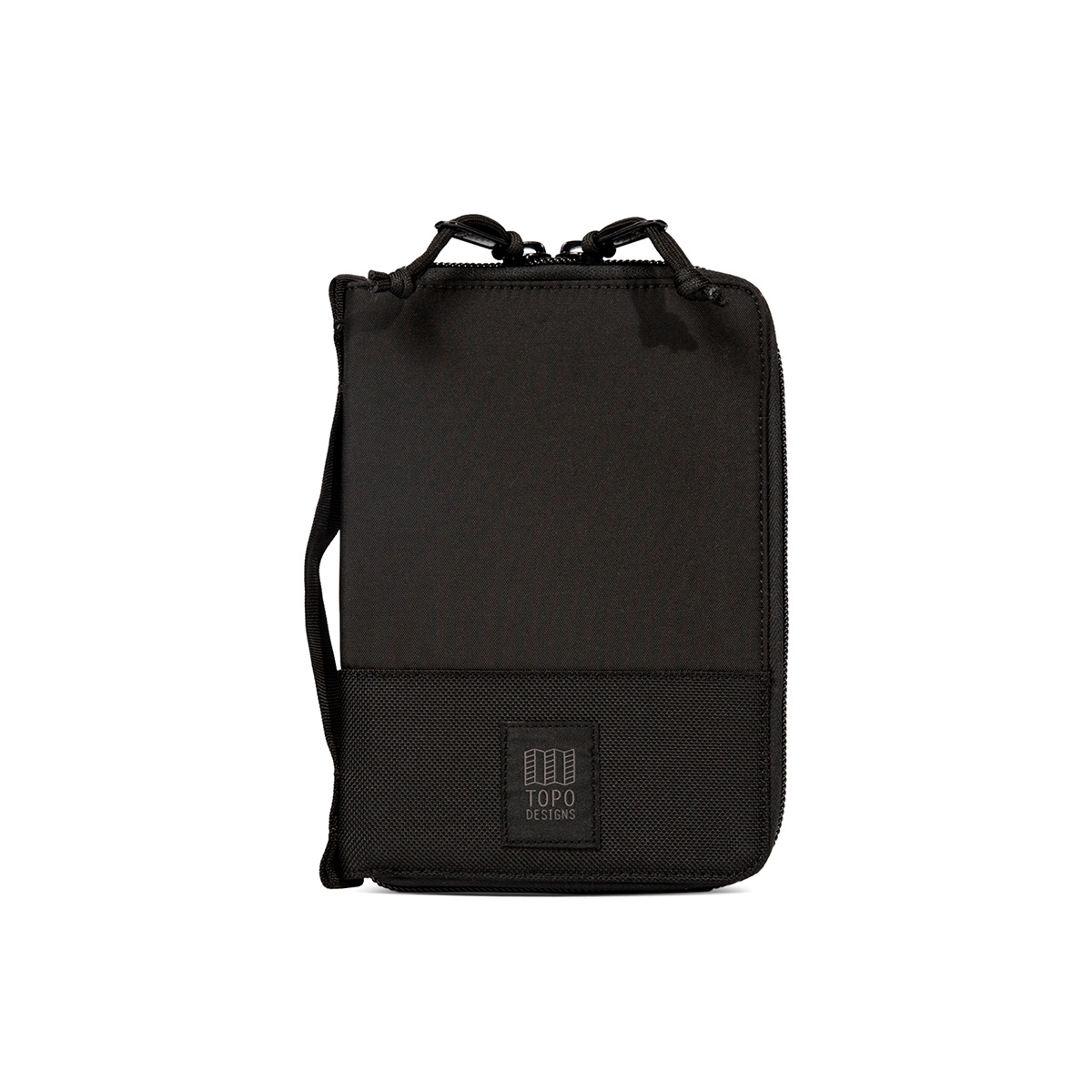 Topo Designs Global Case Ballistic Black
