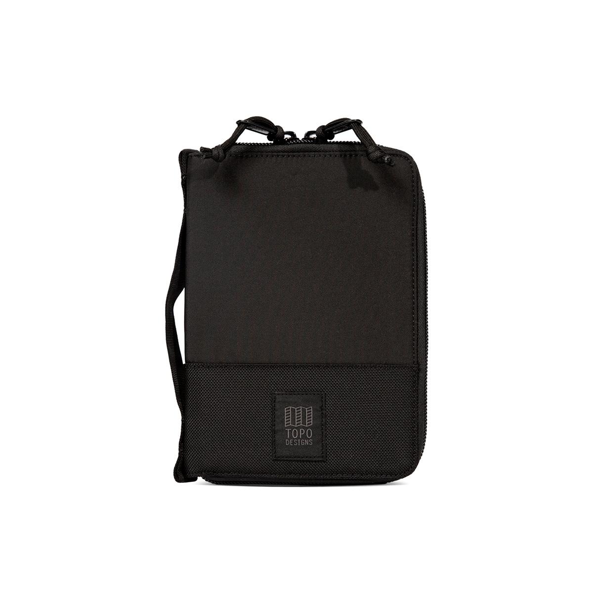 Topo Designs Global Case Ballistic Black