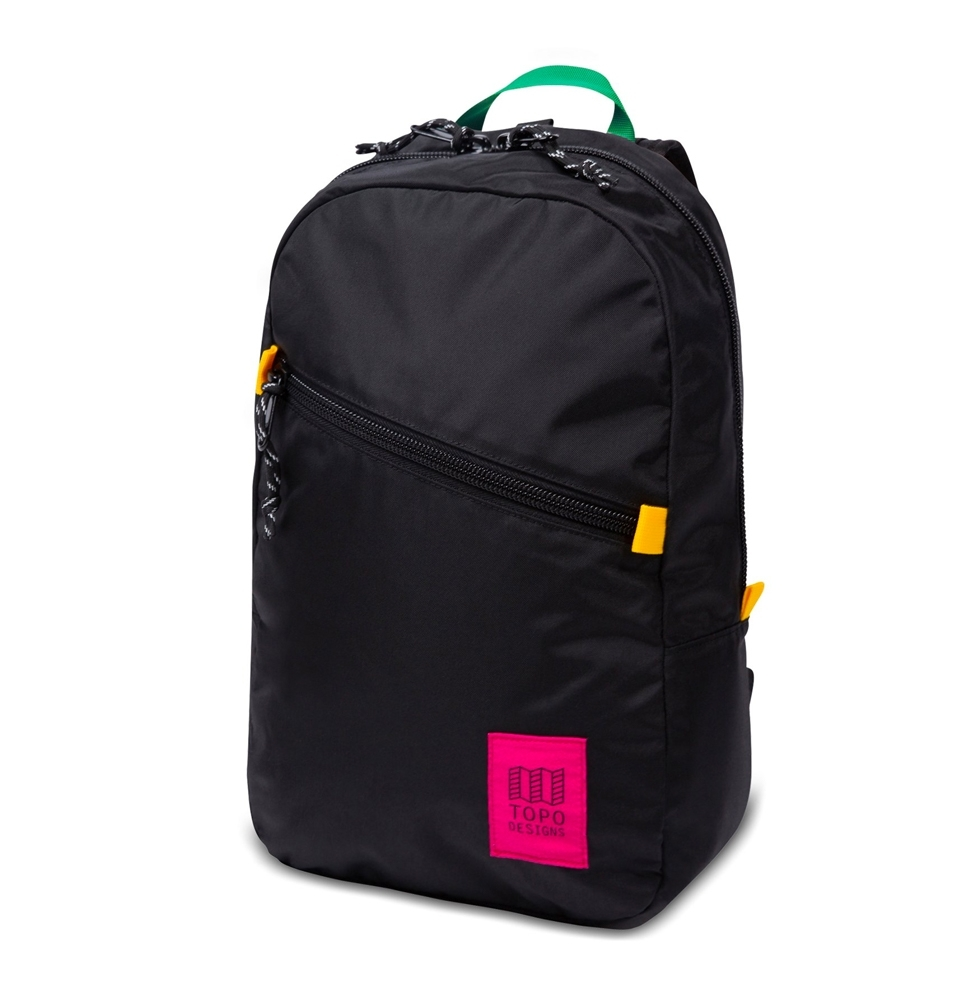 Topo Designs Light Pack Black/Black